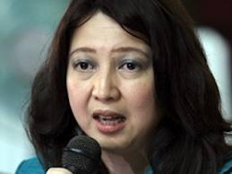 """2013 senatorial aspirant Rep. Milagros """"Mitos"""" Magsaysay"""