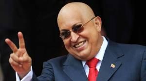 The late Venezuelan President Hugo Chavez