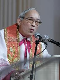 Monsignor Achilles Dakay