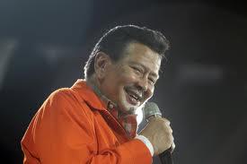 "Manila mayoralty candidate Joseph ""Erap"" Estrada"