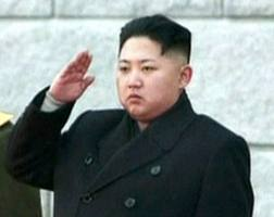 North Korea leader, Kim Jong-Un