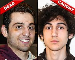 The Tsarnaev bothers