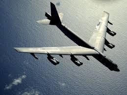B-52 bomber