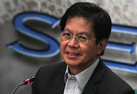 Reconstruction/Rehabilitation czar Panfilo Lacson