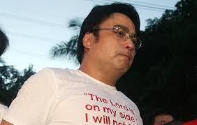 Imprisoned Sen. Ramon Revilla Jr.