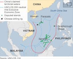 sea dispute