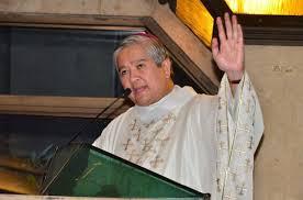 CBCP president, Archbishop Socrates Villegas