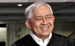 Newly appointed SC Associate Justice Francis H. Jardeleza