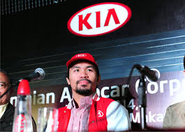 KIA playing-coach, Rep. Manny Pacquiao