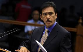 """Sen. Vicente """"Tito"""" Sotto"""