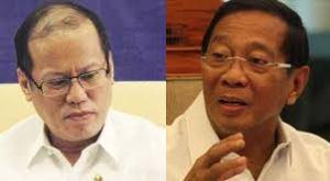 President Benigno Aquino and Vice President Jejomar Binay