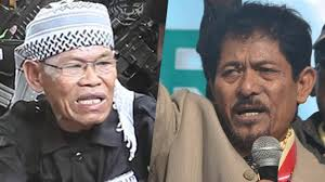 Muslim leaders Umbra Kato and Nur Misuari