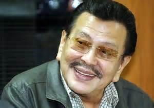 "Manila Mayor Joseph ""Erap"" Estrada"