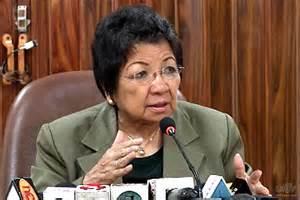 CHR chairperson Loretta Ann Rosales