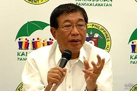 Former Health Secretary Enrique Ona