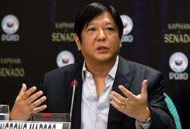 "Sen. Ferdinand ""Bongbong"" Marcos"