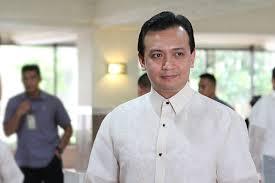 Senator Antonio Trillanes