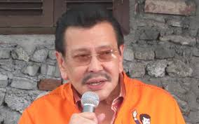 "Manila Mayor Joseph ""Erap"" Estrada"