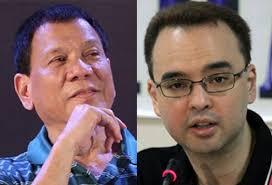 Duterte-Cayetano tandem