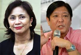 Robredo and Marcos