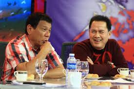 Duterte and Quiboloy