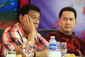President-elect Duterte with Pastor Quiboloy