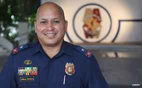"Incoming PNP chief Ronald ""Bato"" dela Rosa"