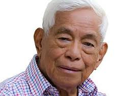 Former Senate President Aquilino Pimentel Jr.