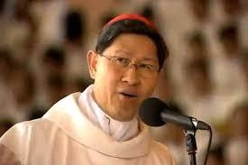 Manila Archbishop Luis Antonio Cardinal Tagle