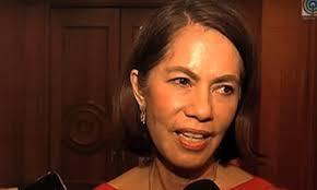 DENR Secretary Gina Lopez