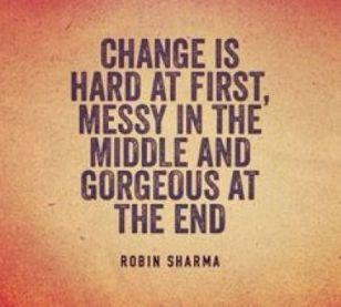 3. change
