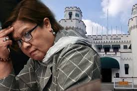 Embattled Sen. Leila de Lima